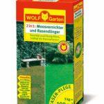 WOLF-Garten Moosvernichter und Rasendünger LW 100