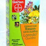 Bayer Garten Universal Rasen-Unkrautfrei Loredo Quattro