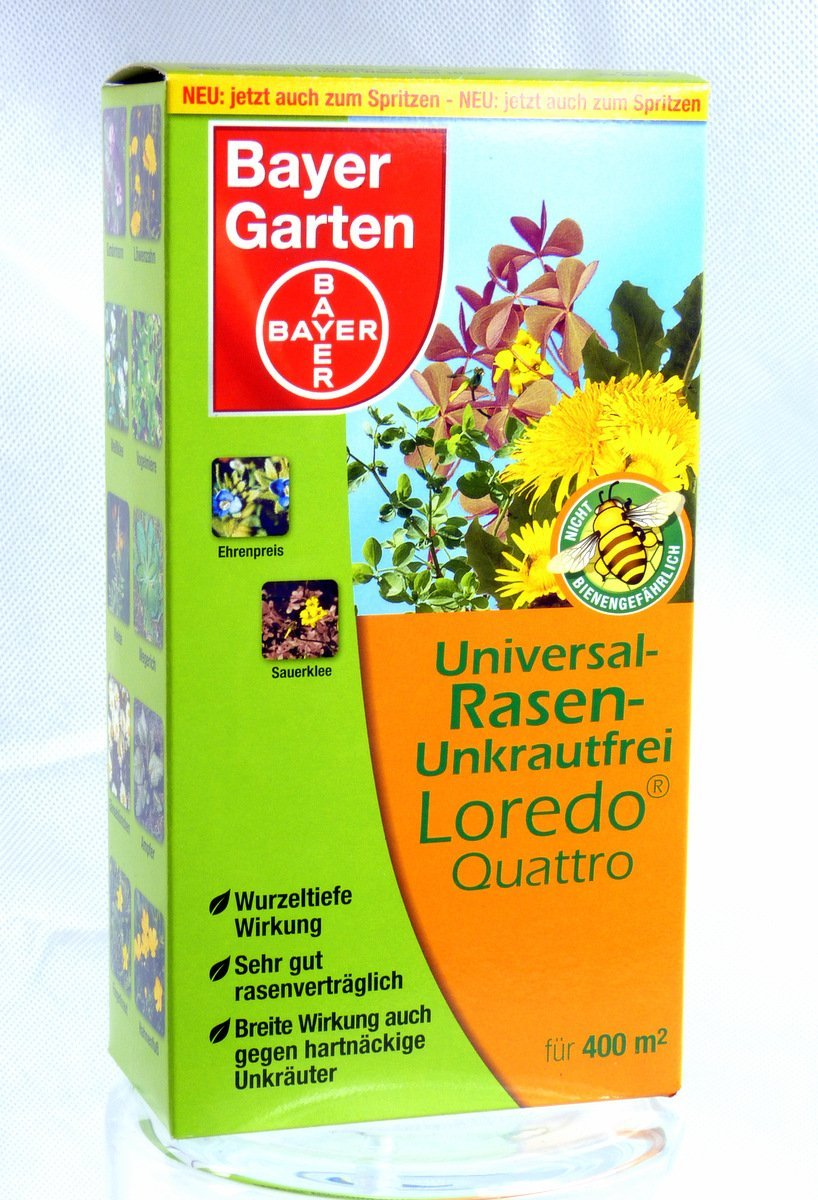 Bayer-Garten-Loredo-Quattro Test