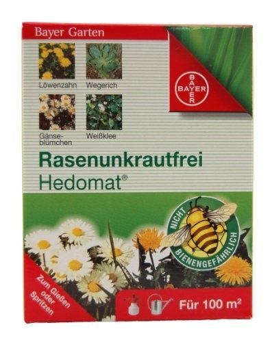Photo of Bayer Rasen-Unkrautfrei Hedomat Erfahrung und Test