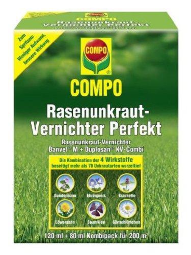 Photo of Compo 14515 Rasenunkraut-Vernichter Perfekt Test