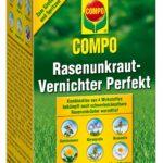 Compo 25389 Rasenunkraut-Vernichter Perfekt Test