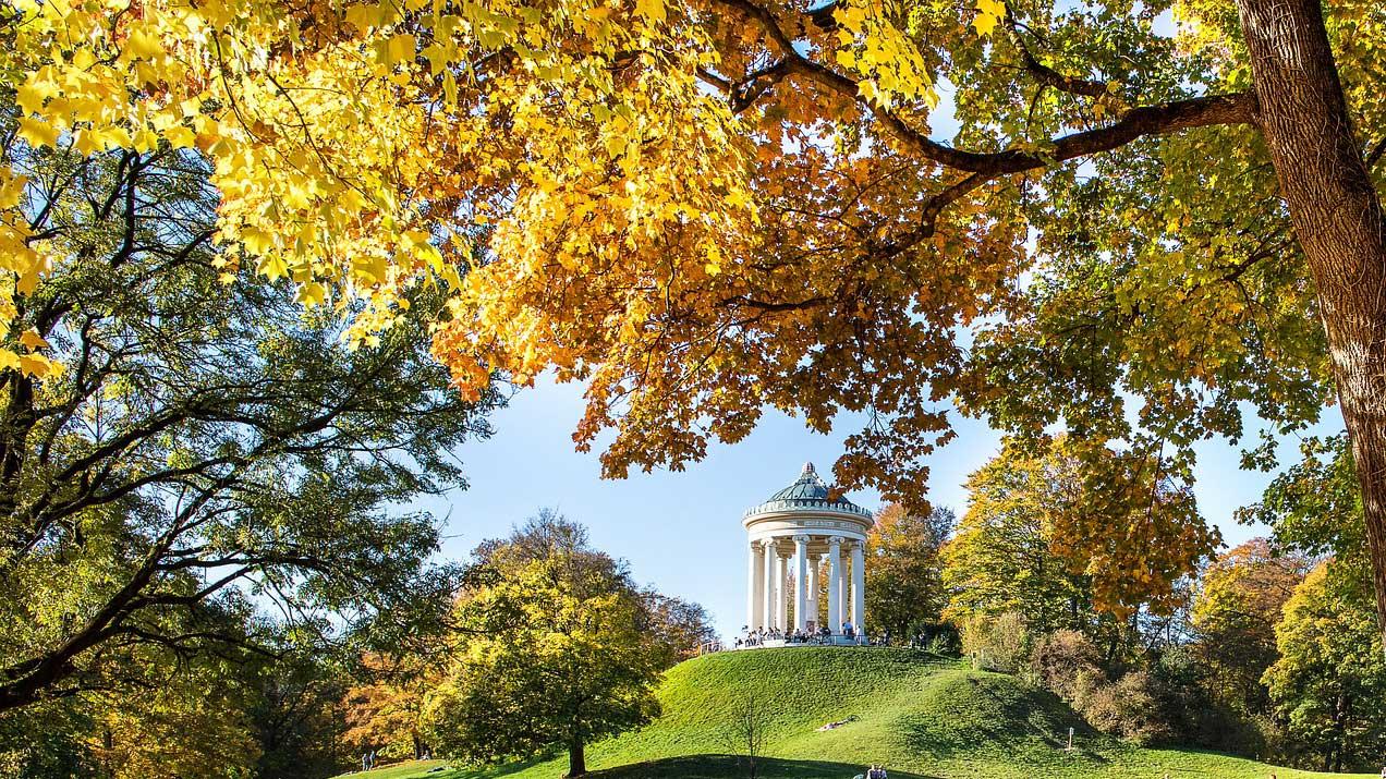 Englischer Garten München Eine Ganz Entspannte Sehenswürdigkeit
