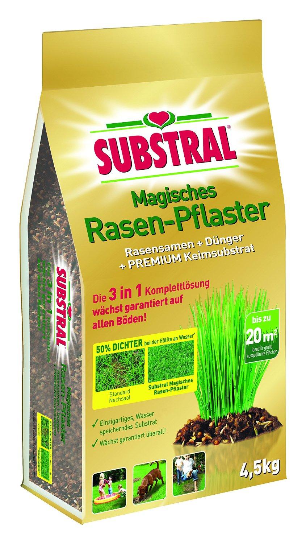 Substral Magisches Rasen-Pflaster 4,5kg
