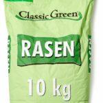 Classic Green 20805 Rasen Nachsaat Test