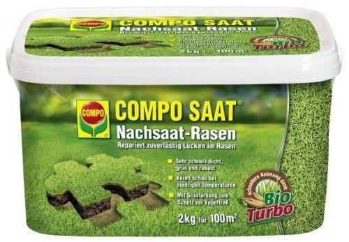 Photo of Compo SAAT – Nachsaat-Rasen Test