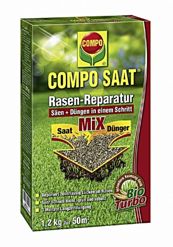 Photo of Compo 1026502004 Saat-Rasen-Reparatur-Mix Test
