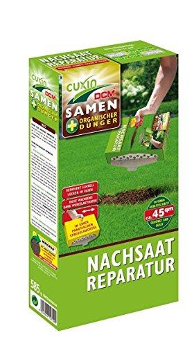Cuxin 12702 Nachsaat Reparatur Test