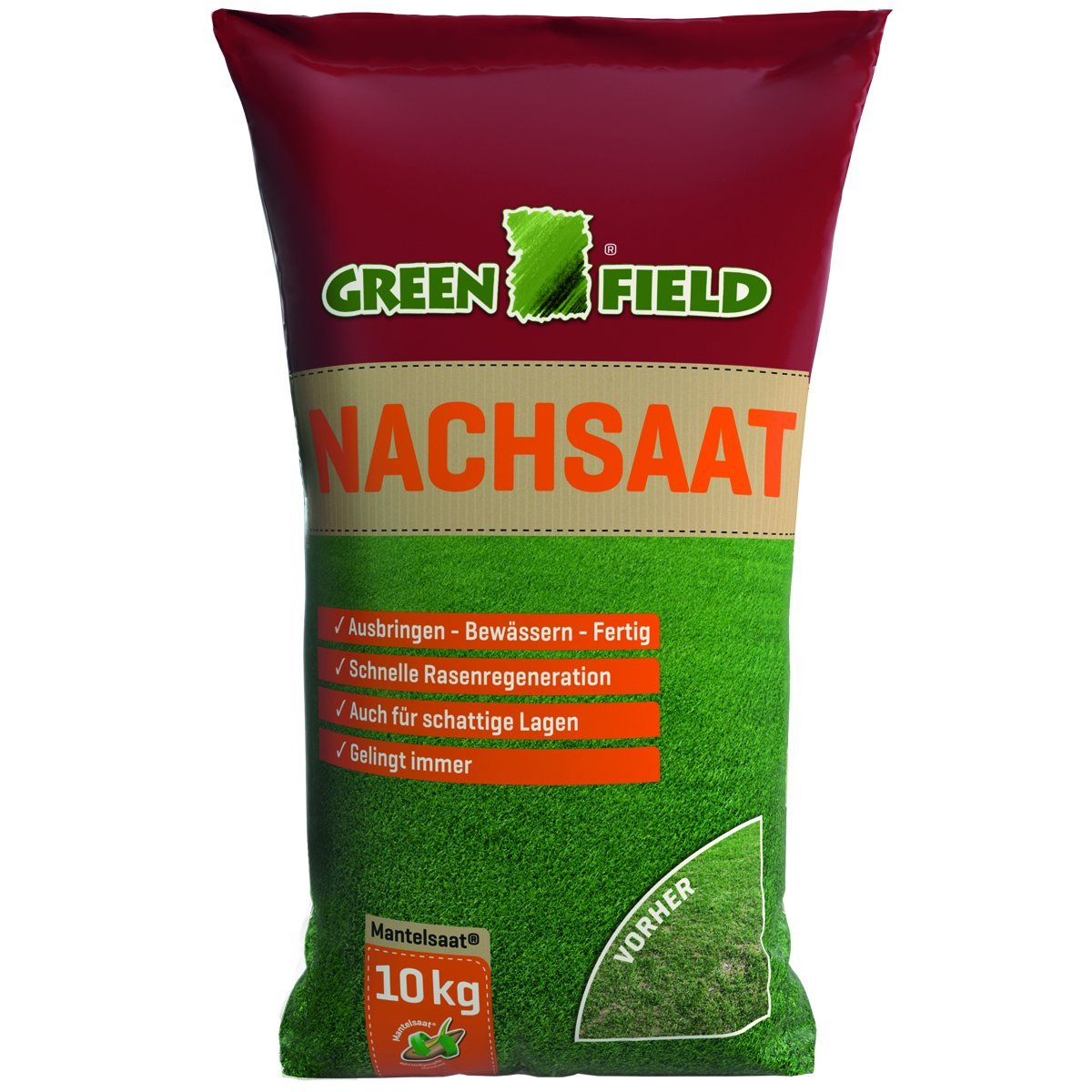Photo of Greenfield Nachsaat Test