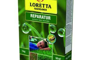 Loretta 57772 Reparaturrasen Test