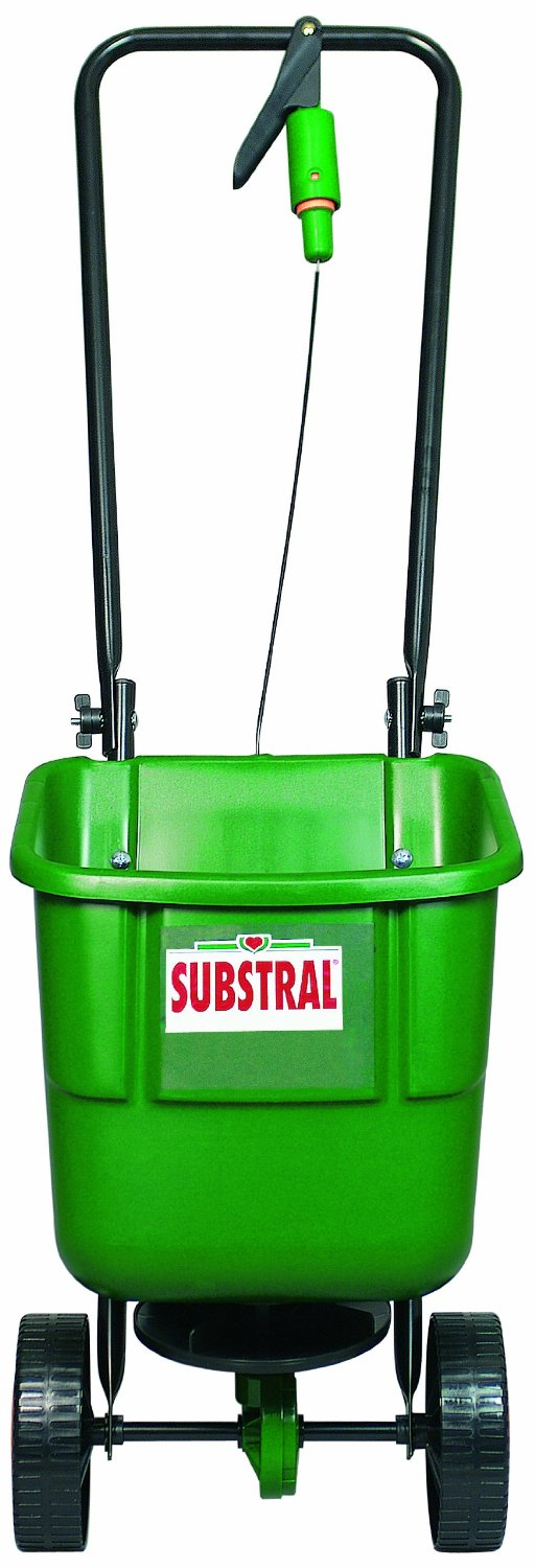 Photo of Substral EasyGreen Universal-Schleuderstreuer Test