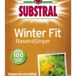Substral Winterfit Rasendünger Test