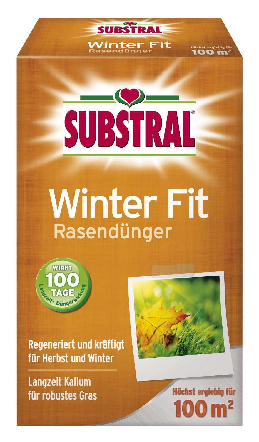 Photo of Substral Winterfit Rasendünger Test