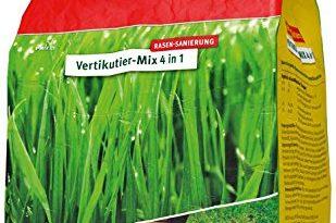 Wolf Garten Nachsaat und Düngung Vertikutier-Mix Test
