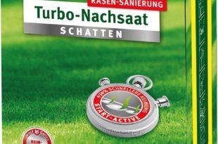 Wolf Garten Turbo Nachsaat Schatten LRS Test