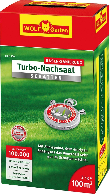 Photo of Wolf Garten Turbo Nachsaat Schatten LRS Test