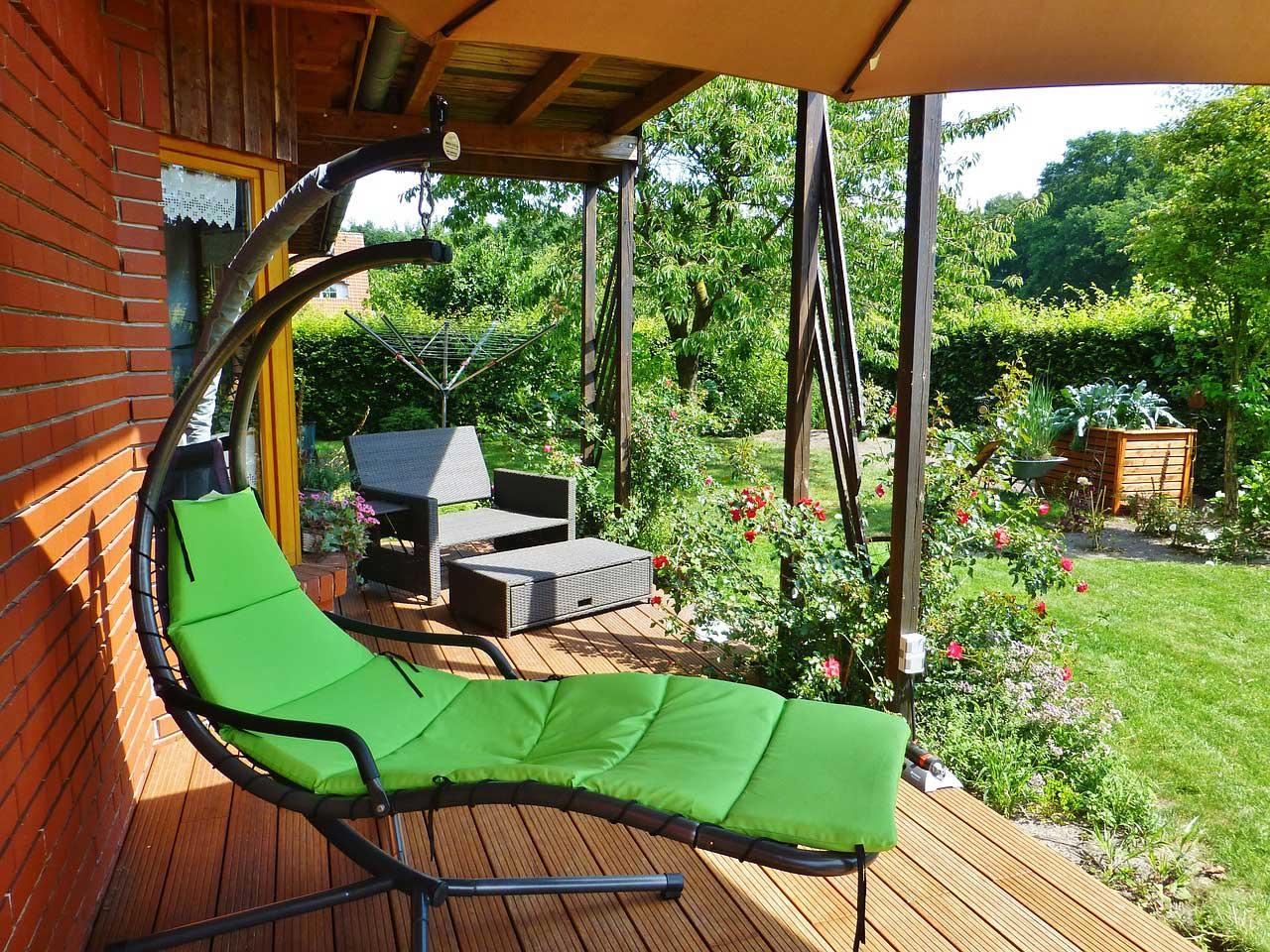 Kissenbox Gartenmöbel Auflagenbox Für Die Terrasse
