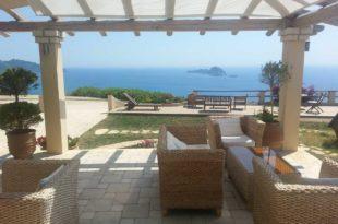 Rattan Lounge - Möbel für die Terrasse