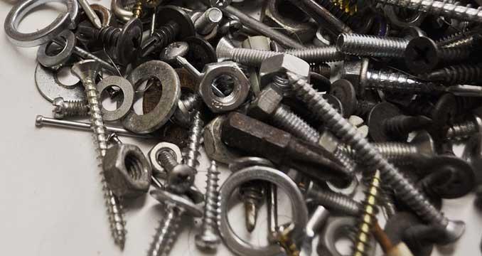 Trowalisieren - Gleitschleifen von verschiedenen Metallen