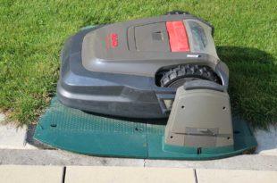 Rasenroboter Garage - Vorteile & Nachteile - Kaufempfehlung