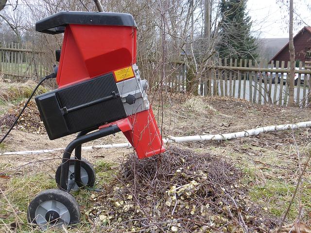 Der richtige Gartenhäcksler