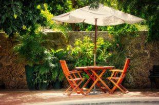 Der passende Sonnenschutz für Ihren Garten
