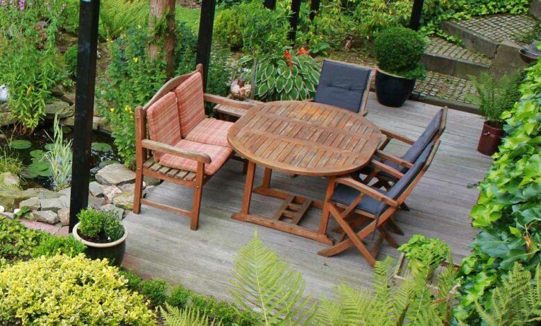 Bild von Gartenmöbel – Kaufratgeber für die Erstausstattung