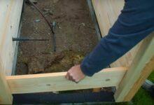 DIY im Garten: Stylisches Hochbeet selbst gebaut