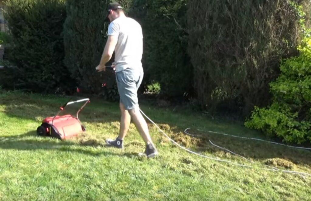 Rasen vertikutieren - Wann und wie Rasen vertikutieren & belüften