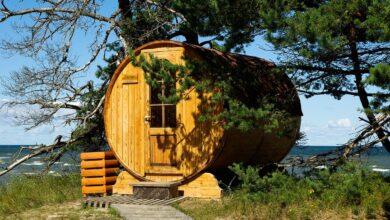 Bild von Fass-Sauna und Iglu-Sauna – Was ist der Unterschied?