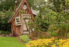 Bild von Gartenhäuser müssen nicht mehr langweilig 0815 sein