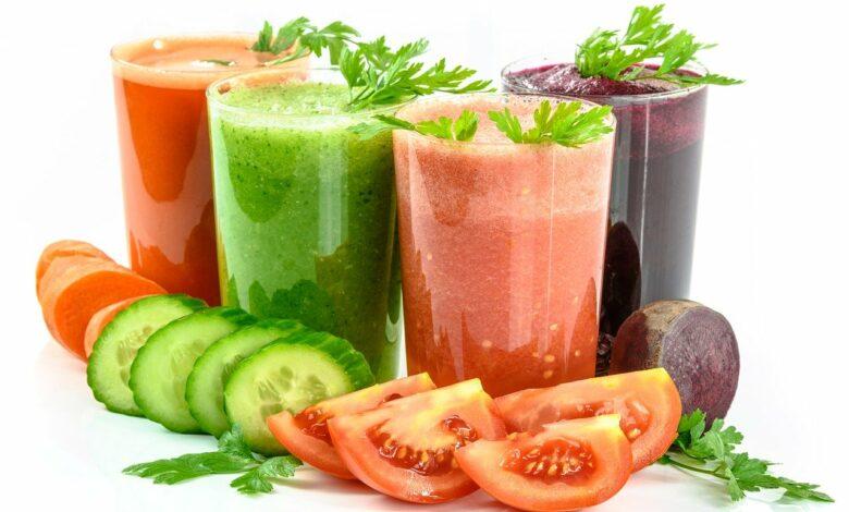 Bild von So viele Vitamine aus dem eignen Garten – Entsafter optimal nutzen