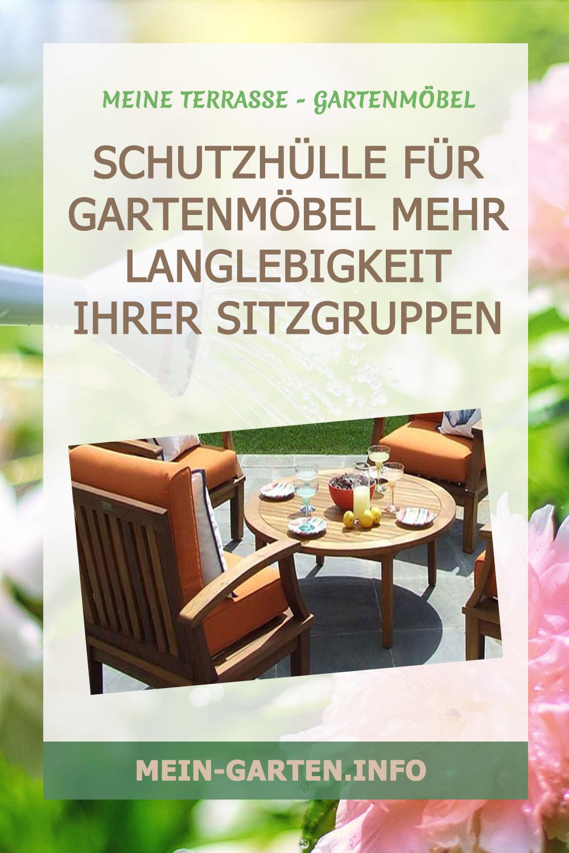 Schutzhülle für Gartenmöbel Mehr Langlebigkeit Ihrer Sitzgruppen