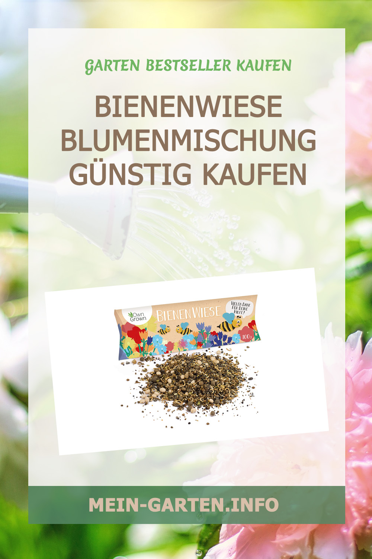 Bienenwiese Blumenmischung günstig kaufen