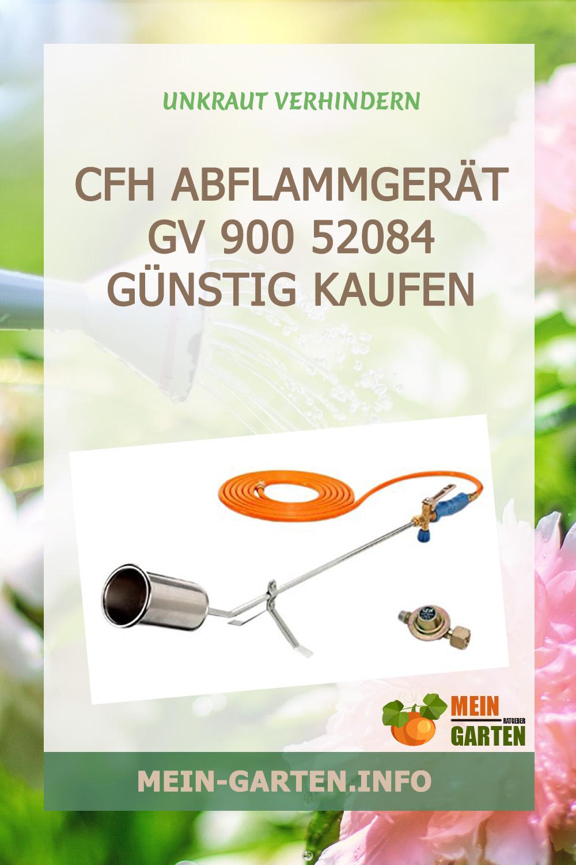 CFH Abflammgerät GV 900, 52084 günstig kaufen