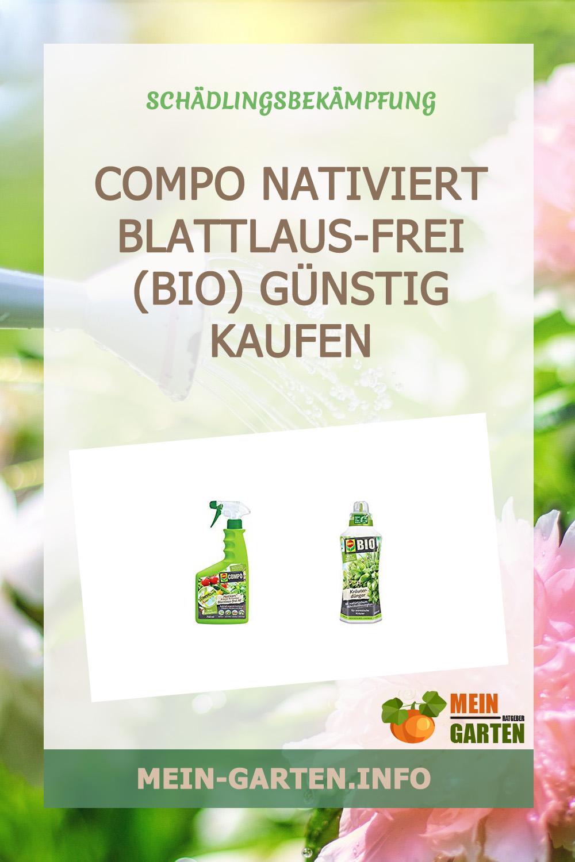 COMPO Nativiert Blattlaus-frei (Bio) günstig kaufen