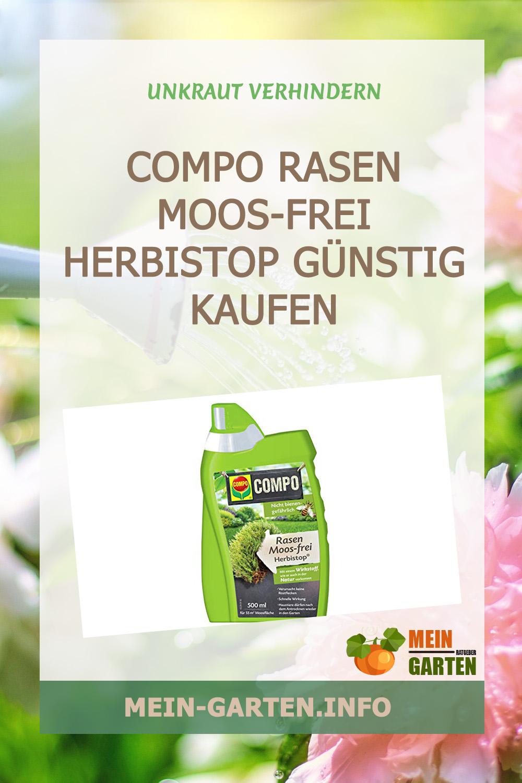 COMPO Rasen Moos-frei Herbistop günstig kaufen