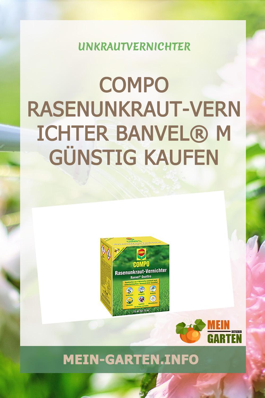 COMPO Rasenunkraut-Vernichter Banvel® M günstig kaufen