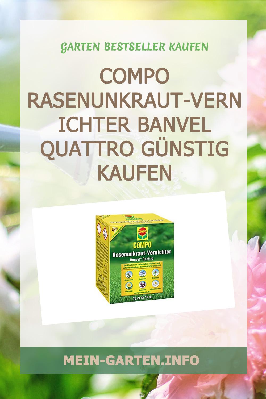 Compo Rasenunkraut-Vernichter Banvel Quattro günstig kaufen