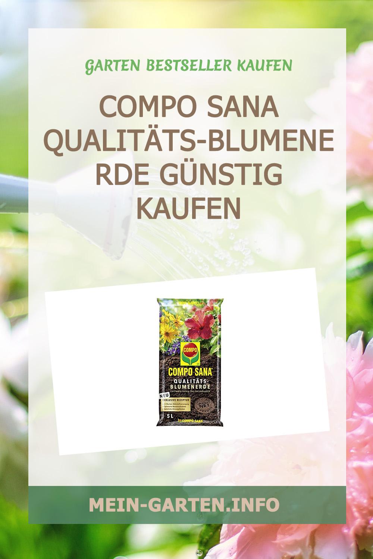 Compo SANA Qualitäts-Blumenerde günstig kaufen