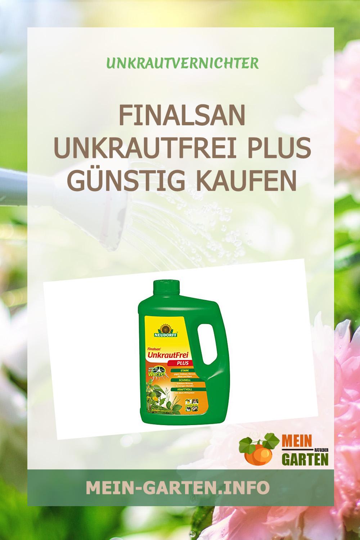 Finalsan UnkrautFrei Plus günstig kaufen