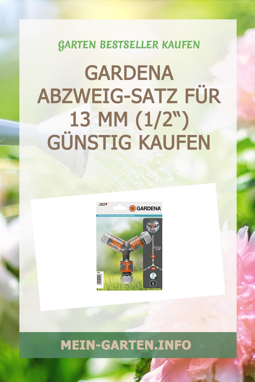 """GARDENA Abzweig-Satz für 13 mm (1/2"""") günstig kaufen"""