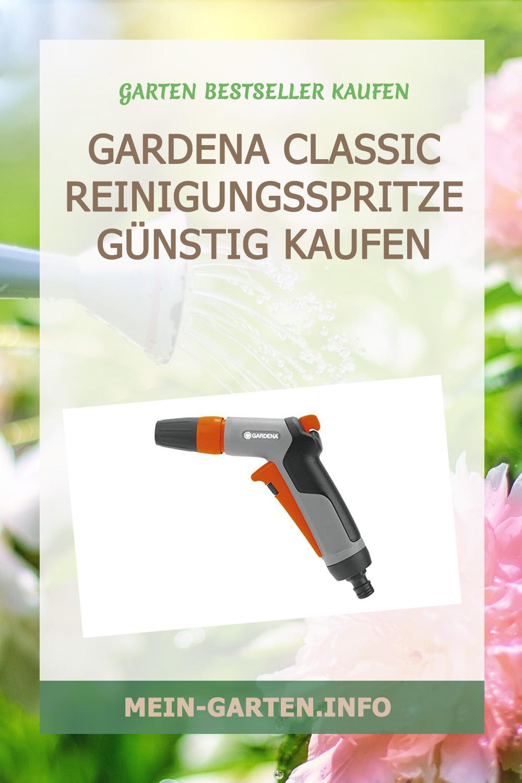 GARDENA Classic Reinigungsspritze günstig kaufen