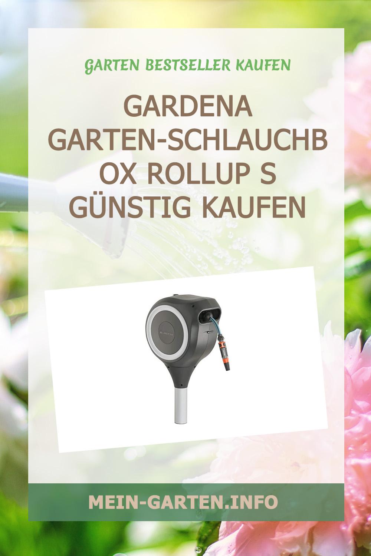 GARDENA Garten-Schlauchbox RollUp S günstig kaufen