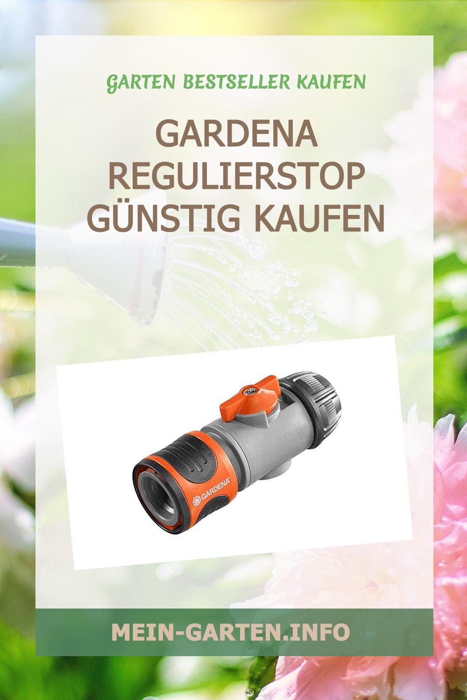 GARDENA Regulierstop günstig kaufen