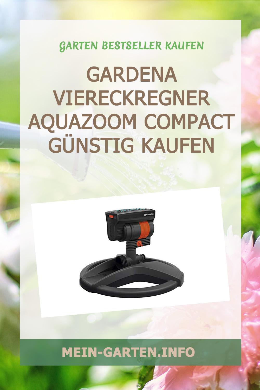 GARDENA Viereckregner AquaZoom compact günstig kaufen