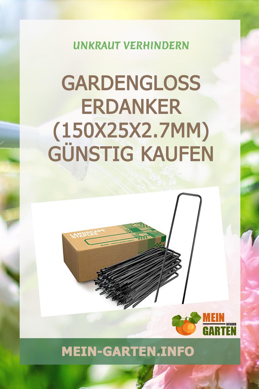 GardenGloss Erdanker (150x25x2.7mm) günstig kaufen
