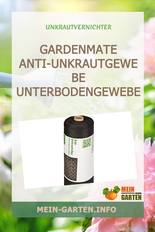GardenMate Anti-Unkrautgewebe Unterbodengewebe Bändchengewebe UV stabil 100g/m² günstig kaufen
