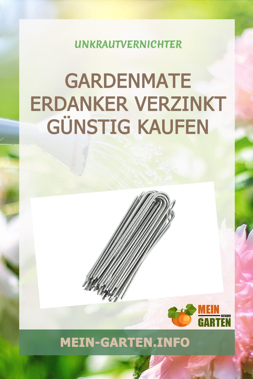 GardenMate Erdanker VERZINKT günstig kaufen