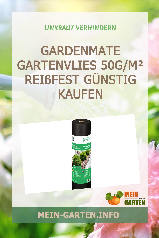 GardenMate Gartenvlies 50g/m² reißfest günstig kaufen